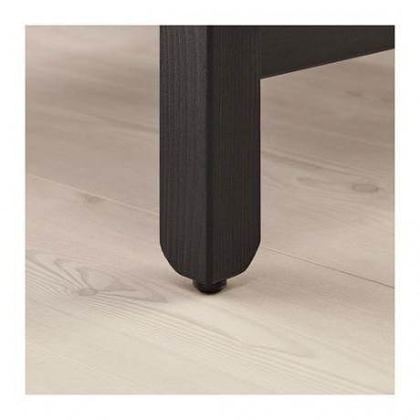 Журнальный стол ХАВСТА темно-коричневый фото 2